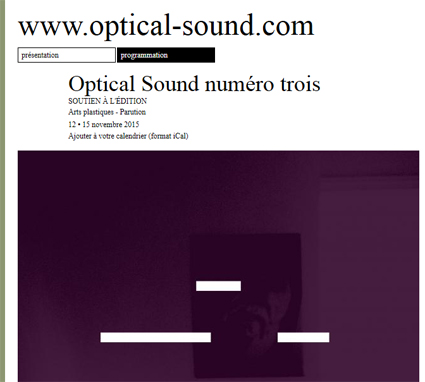 optical-sound